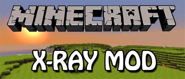 Скачать чит X-Ray для Майнкрафт 1.11.2/1.10.2