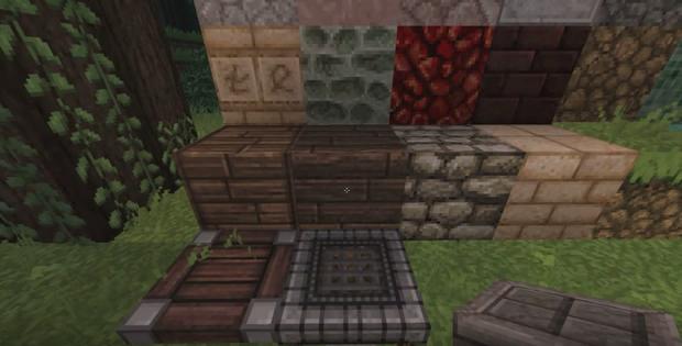 3D текстуры John Smith Legacy для Майнкрафт 1.11.2