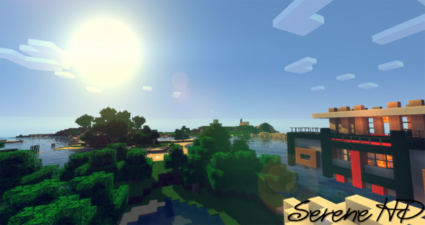 Реалистичные текстуры Serene HD для Майнкрафт 1.11.2