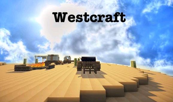 Дикий Запад - Текстуры для Minecraft / Скачать бесплатно