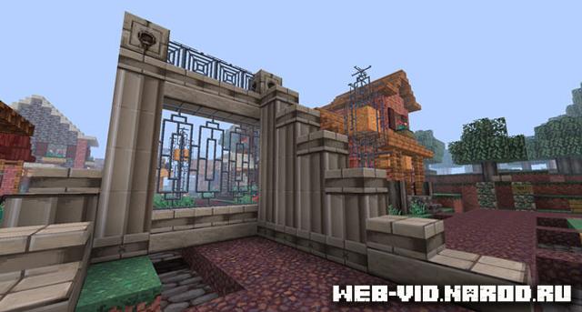 HD текстуры для Майнкрафт 1.8/1.7.10/1.7.2/1.6.4